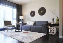 二居室80平米简约 装修风格-三思生活网