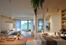 原木日式风格装修,卧室衣柜设计真少见,全屋装修简洁很舒服!-三思生活网