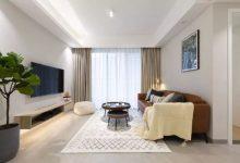 89m²现代风小户型两居室,紧凑舒心的小窝-三思生活网