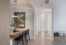 140㎡现代轻奢3室2厅,简约时尚演绎质感生活-三思生活网