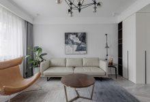 新房现代简约风装修,素雅的色调,效果非常好!-三思生活网