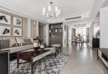 美式风格3室2厅效果图,优雅大气演绎品质生活-三思生活网