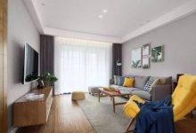 120平的北欧风三居室,把木质与灰色结合,太吸引人了-三思生活网