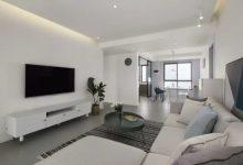花17万装修的114平米的三居室简约风格,简直太美了!-三思生活网
