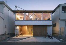 初看传统质朴,实则内部别有洞天的日本住宅设计-三思生活网