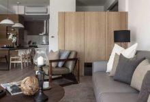 简约现代风格装修,灰色营造的现代质感之家-三思生活网