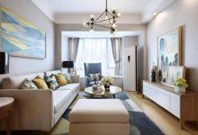 80平米两居室,北欧风格中的烂漫色彩,一种简单时尚的格调-三思生活网