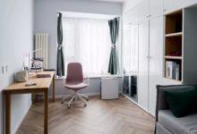 78平的小户型二居室,大半个家做主卧,太让人羡慕了-三思生活网