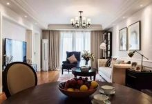 116平现代美式新房,收纳柜真的太实用漂亮了-三思生活网