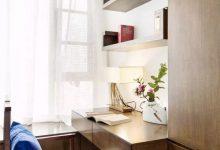 13个极简原木风书桌设计,时尚又实用-三思生活网