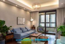 98平的简约风二房,原木风装修设计风格,温馨舒适-三思生活网