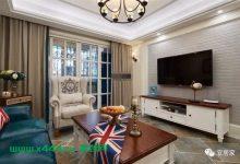 网友婚房采用美式风格装修,卡座餐厅,顺畅舒适的空间,忍不住赞叹-三思生活网