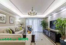130平优雅大气的美式四居室,大户型这样装修让居住者幸福感爆棚-三思生活网