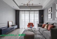 89㎡现代简约三居室,高级灰基调营造闲雅舒适空间-三思生活网