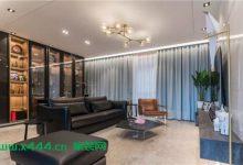 125平的简约风三房,玄关客厅都大气-三思生活网