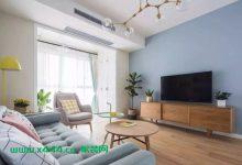 81平北欧风小户型,清新舒适的家-三思生活网