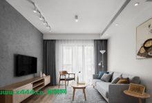 72㎡日式MUJI风2室2厅,生活就是简单随性-三思生活网