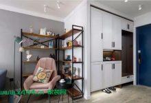 94平北欧小婚房,灰+粉色细腻小清新-三思生活网