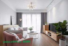 77㎡北欧风格装修,白色+浅灰色让家舒适有质感-三思生活网