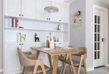 109平的北欧风三居室,浅灰色与原木色的结合好舒适-三思生活网