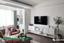91㎡舒适北欧3室2厅,清新实用又有格调的家装样板房欣赏-三思生活网