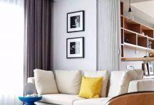 85㎡现代简约两室 家装欣赏-三思生活网