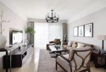 现代简约北欧风装修效果图,幸福的家装-三思生活网
