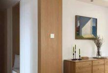 105㎡现代简约新房装修风格,电视墙收纳柜和清新背景墙真漂亮-三思生活网