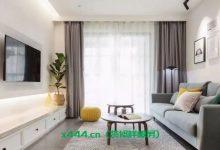 82㎡舒适北欧2室2厅,打造出一个温馨而又实用的家-三思生活网