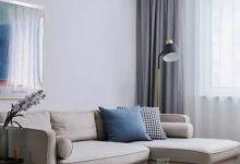 69㎡简约北欧风格装修效果图,小户型装修的暖心舒适!-三思生活网