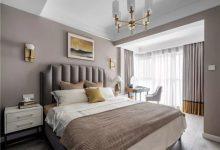 【轻奢法式风装修风格】140㎡ 四室两厅 装修案例-三思生活网