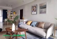 90㎡现代简约三居室,超多收纳 尽显大户型既视感-三思生活网