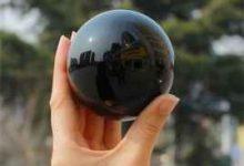 黑水晶和黑曜石区别-三思生活网