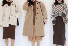 冬天外套怎么搭配好看图片-三思生活网