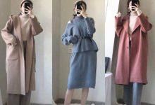 半身冬裙搭配图片欣赏-三思生活网
