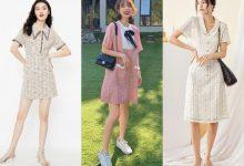 超漂亮的连衣长裙款式图片-三思生活网