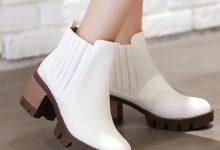 白色短靴怎么搭配衣服?-三思生活网