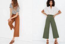 今年的阔腿裤怎样搭配-三思生活网