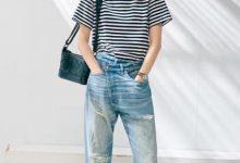 怎样把牛仔裤穿出时尚感?-三思生活网
