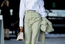 女生白衬衫怎么搭配好看-三思生活网