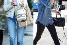 牛仔裤搭配什么样的上衣女-三思生活网