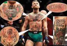 康纳背部纹身图案叫什么-三思生活网