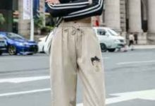 束脚裤的束脚抽绳掉了怎么办 抽绳束脚裤怎么搭配上衣-三思生活网