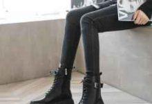 马丁靴鞋带的24种系法-三思生活网