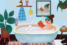 冬天频繁洗澡危害-三思生活网