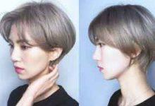 张馨予短发发型叫什么-三思生活网