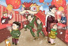 春节的来历和习俗-三思生活网