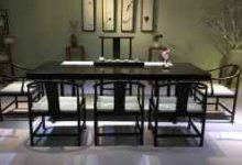 黑檀木家具什么档次 详解家具材质所属档次和家具质量-三思生活网