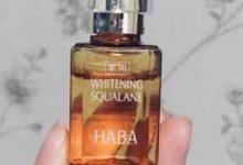 haba鲨烷美容油与精华液区别 精华液和精华油哪个好-三思生活网