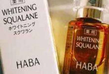 haba鲨烷油和精华顺序 haba美容油用在精华前还是精华后-三思生活网